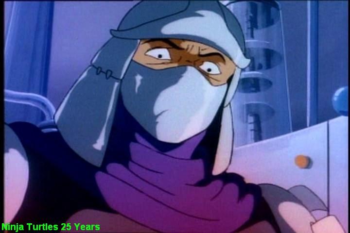 1987 shredder and splintered